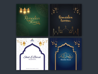 Ramadan Greetings Social Media Banner branding brand shab e barat ramazan ramadan mubarak invitation banner invitation card ramadan banner ramadan mubarak banner social media post social media banner invitation greeting mubarak ramadan ramadan kareem