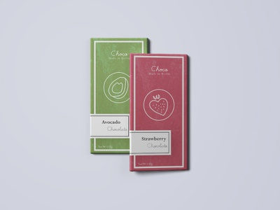 package design food illustration design chocolate vegan fruit minimal packagedesign
