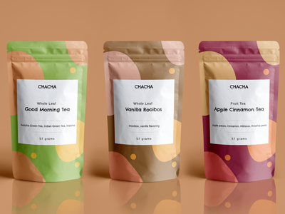 package design for tea retail branding minimal packagedesign tea