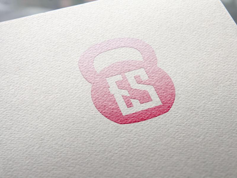 EmmaStyrka - Logo web icon typography branding logo design