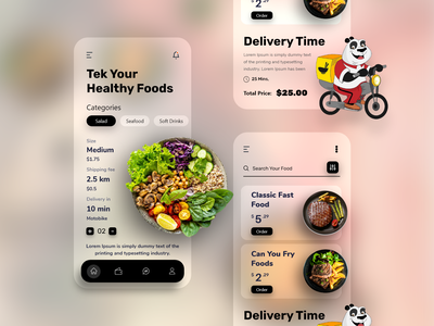 Food delivery mobile app design ui design delivery app ui lunch mobile app designer food design food mrstudio masud eating chef app burger app recipe app food and drink food delivery app food delivery service food delivery application delivery app mobile app food app
