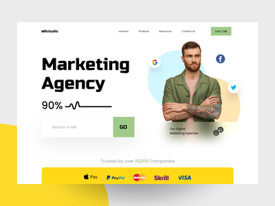 Digital marketing agency landing page home page web webdesign website design website design agency business promotion services company social media agency seo marketing marketing agency digital marketing online marketing landing page