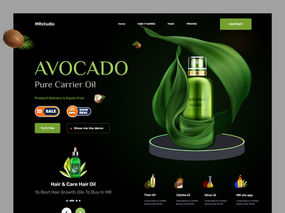 shopify website landing page product page website design shopify web website hoempage woocommerce ecommerce webdesign web landing landing page shopify store shopify