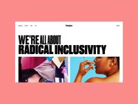 I Weigh Community iweigh animation motion website web design ux design ui