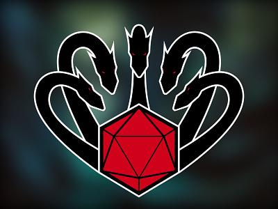 Hydra App Logo rpg app hydra logo