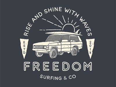 Freedom surf & co.