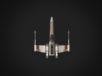 X Wing Drbbb