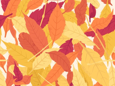 Leaves mishaxgraphic mishax vector pattern autumn leaves