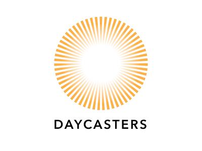 Daycasters | Company logo graphic design vector branding logo
