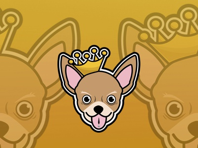 Our Loca Limon Chihuahua concept dog animal illustration packaging package design design brand strategy graphic design illustration vector branding brand identity brand development