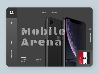 Mobiles Web Design unique modern mobile uxdesign uidesign uiux new flat web ux ui design