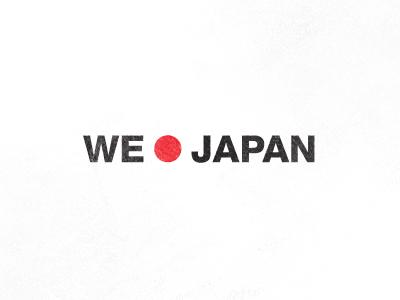 We • japan japan