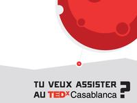TEDxCasablanca 2013 infographic
