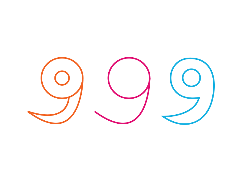 Reverse e lettering typography custom e identity
