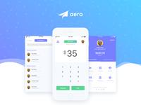 Aero App Design & Prototype