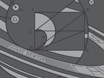Newton Saturn