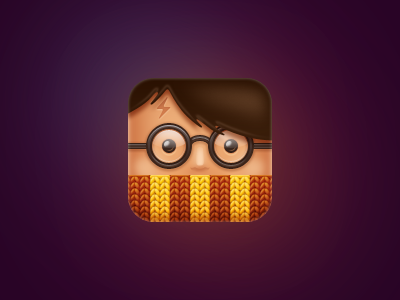Harry iOS icon