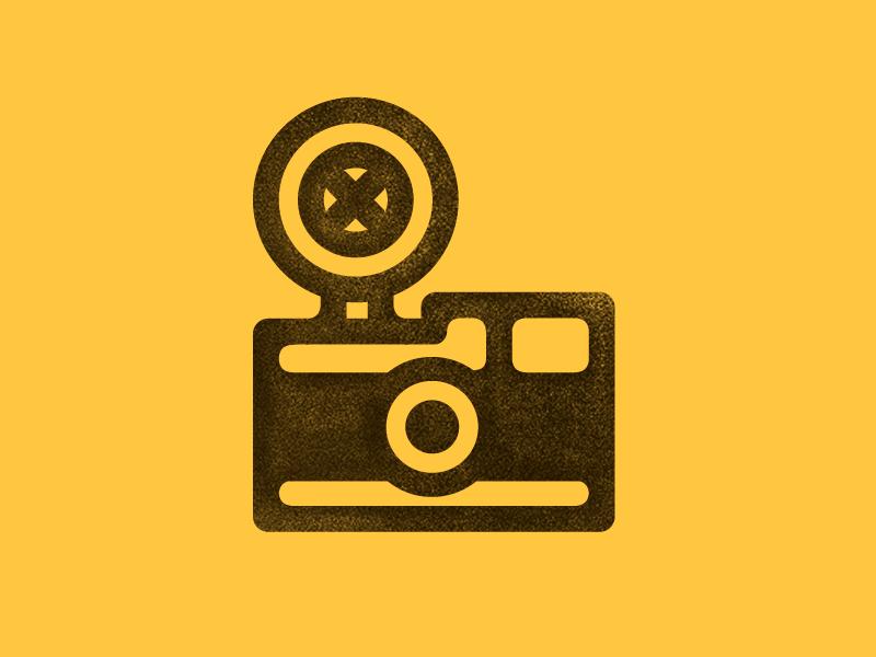 Camera Reject photography camera reject logo icon bro trevor rogers