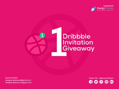 DRIBBBLE INVITATION GIVEAWAY dribbble giveaway dribbble best shot dribbble invitation dribbble invite dribbble invitation giveaway
