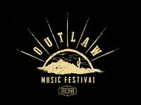 Outlaw Music Festival T-Shirt