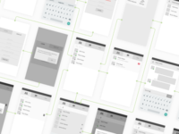 Wireframe Gchat