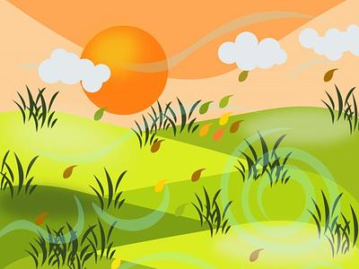 It's Summer design illustrator illustration graphic design digitalart artwork art