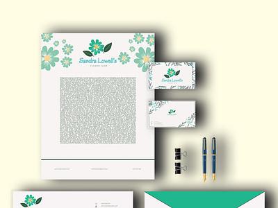 stationery designs adobe photodhop envelope mockup businesscard envelop letterhead stationery design
