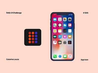 Daily UI Challenge #005 ui icon dailyui 005 dailyuichallenge dailyui