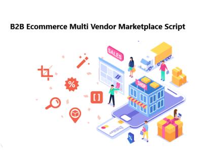 B2B Ecommerce Multi Vendor Marketplace Script marketplace script multivendor marketplace platform multivendor marketplace software