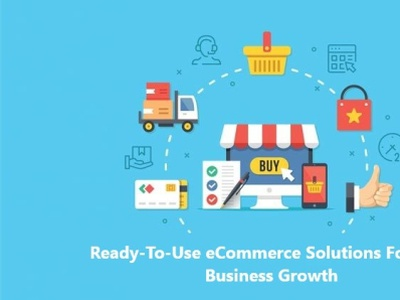 Ready To Use eCommerce Solutions For Your Business Growth marketplace script ecommerce business marketplace software multivendor