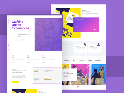 Clever Coders Digital Agency Website web design agency ux ui