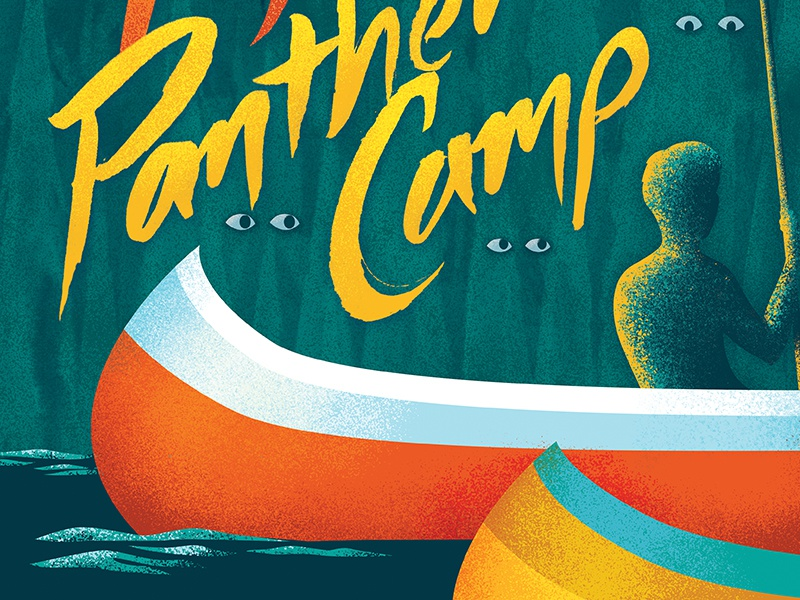 Panther Camp by Jess Smith   Dribbble   Dribbble