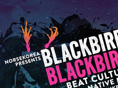 Blackbird Blackbird Poster