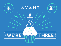 Avant turns three