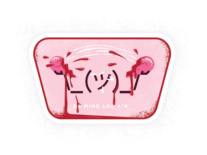 be mine lol j/k shrug heart lol be mine valentines day love