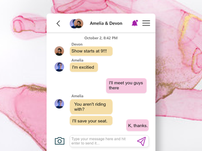 Daily UI  013- Chat Box design ux  ui uidesign daily ui challenge daily ui 001 message mobile messenger messaging app message app messaging messages messenger mobile app design design challenge daily ui 013 dailyui