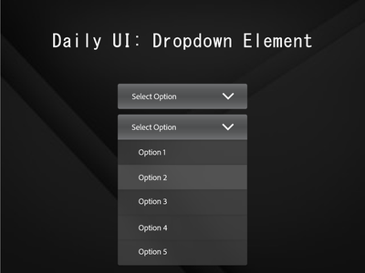 Daily UI: Dropdown Element greyscale grayscale drop down ui drop down drop downs drop down menu menu select dropdowns dropdown ui dropdown menu dropdown low fidelity 100daychallenge adobe xd uidesign ux  ui uxdesign design challenge dailyui