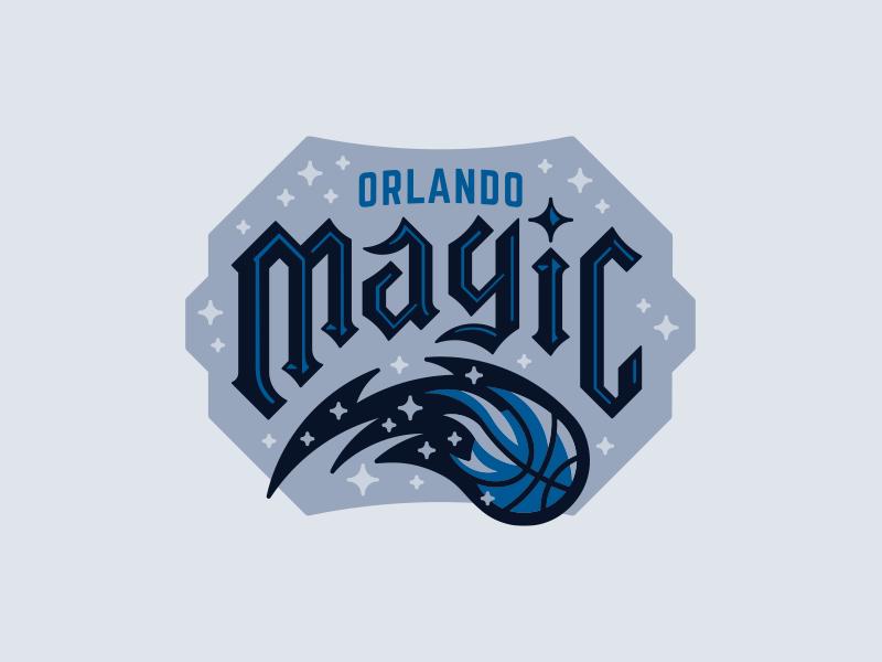 NBA Logo Redesigns: Orlando Magic orlando magic redesign logo nba basketball