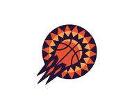 Suns secondary dribbble