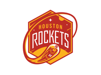 NBA Logo Redesigns: Houston Rockets