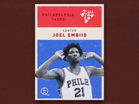 Embiid Card