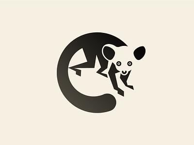 100 Day Project - Day 41: Aye Aye the100dayproject madagascar lemur aye aye illustration endangered daily animals
