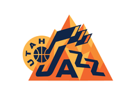 NBA Logo Redesigns: Utah Jazz