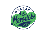 NBA Logo Redesigns: Dallas Mavericks