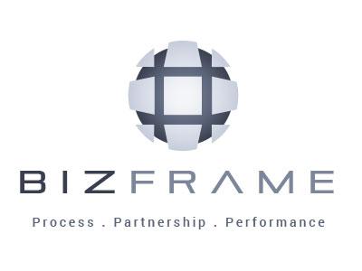 Bizframe Logo refresh ci branding re-brand