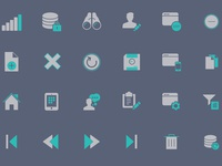Icons Revised