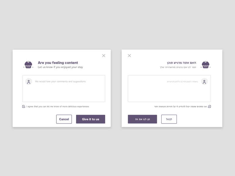 Learning LTR and RTL typography ui ui ux