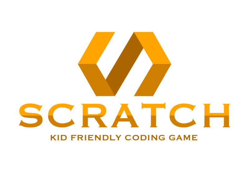 Project/Portfolio 4 - Scratch design logo branding mockup xd illustration