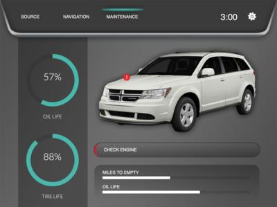 AIR infotainment automotive