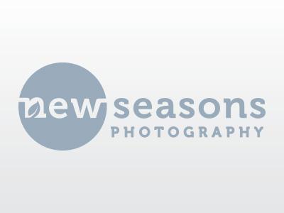 New Seasons Photography logo photography